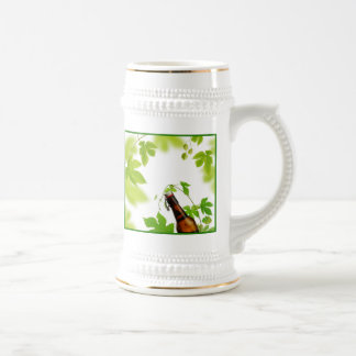 Beer and Hops Mugs
