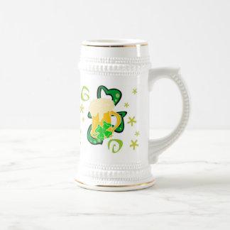 Beer and Irish Cheer 18 Oz Beer Stein