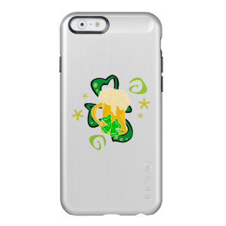 Beer and Irish Shamrock Incipio Feather Shine iPhone 6 Case