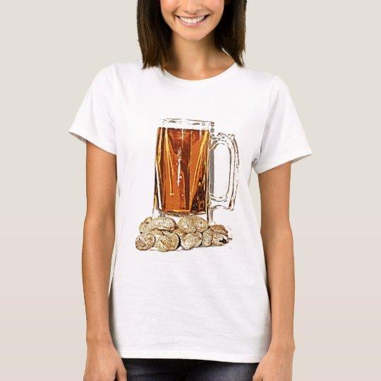 Beer and Peanuts T-Shirt