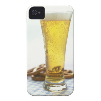 Beer and pretzels iPhone 4 cover