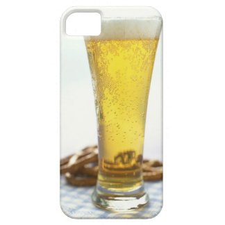 Beer and pretzels iPhone SE/5/5s case