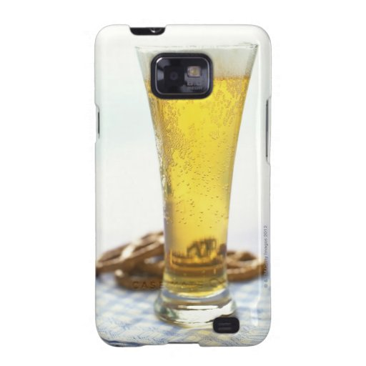 Beer and pretzels samsung galaxy covers