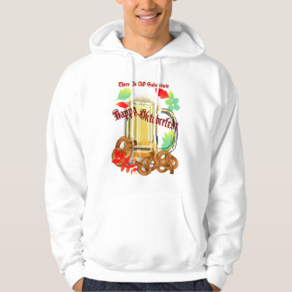 Beer and Pretzels-There is NO substitute.Shirts Hoodie