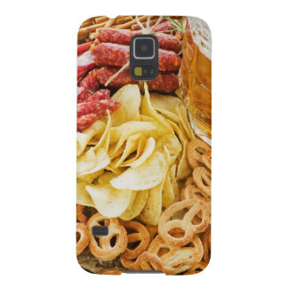 Beer And Snacks 2 Galaxy S5 Case