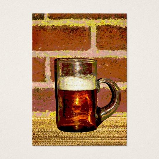 Beer ATC Business Card