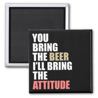 Beer, Attitude Magnet