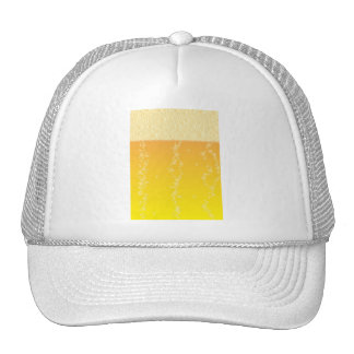 Beer Background Hats