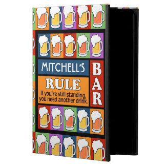 BEER Bar Pop Art custom monogram cases