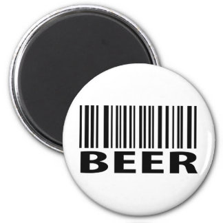 beer barcode label icon magnet