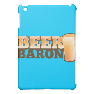 BEER BARIN design by The Beer Shop iPad Mini Case
