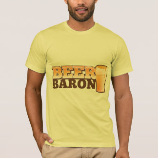 BEER BARIN design by The Beer Shop T-Shirt