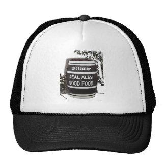 Beer Barrel real ale good food Trucker Hat