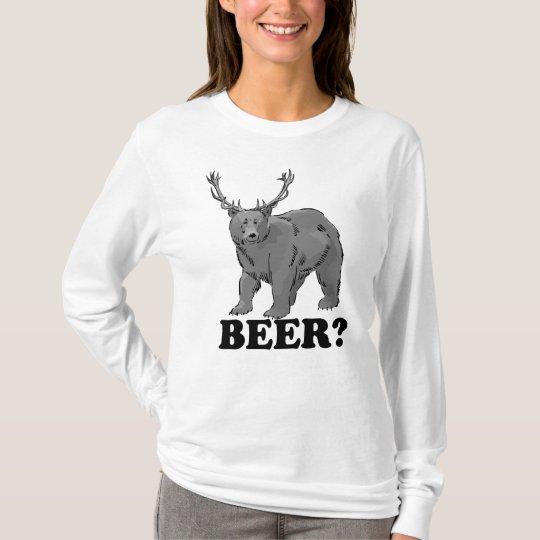 Beer Bear Shirt