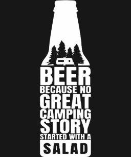 b0f8fb6f Retired Gone Camping Gifts T-Shirts - T-Shirt Design & Printing | Zazzle