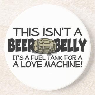 Beer Belly coaster