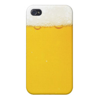 Beer Beverage Cover For iPhone 4