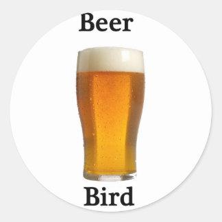 beer bird stickers