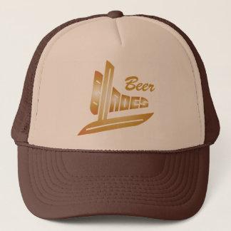 Beer Blades Trucker Hat