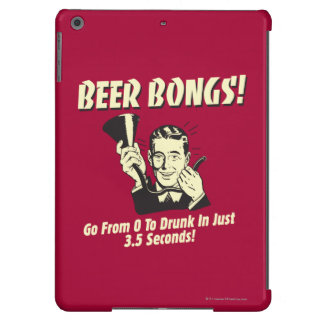 Beer Bongs: Go From 0 To Drunk In 3.5 iPad Air Cover