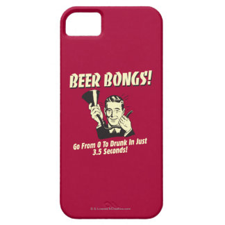 Beer Bongs: Go From 0 To Drunk In 3.5 iPhone SE/5/5s Case