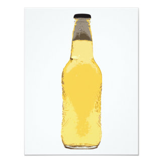 Beer Bottle Card