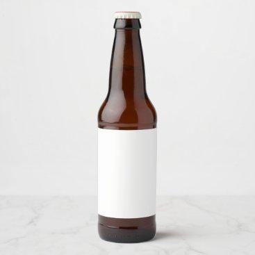 Disney Themed Beer Bottle Label Sticker