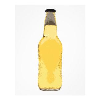 Beer Bottle Letterhead