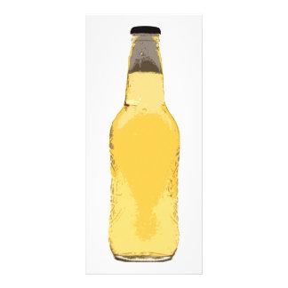 Beer Bottle Rack Card