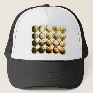 Beer Bottlecap Bling Trucker Hat