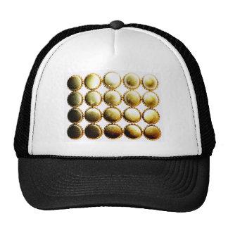 Beer Bottlecap Bling Trucker Hat