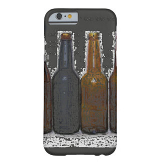 Beer Bottles Barely There iPhone 6 Case