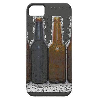 Beer Bottles iPhone SE/5/5s Case