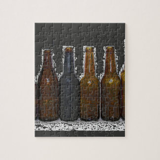 Beer Bottles Puzzle