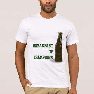 732770ed4 Beer The Breakfast Of Champions Clothing | Zazzle