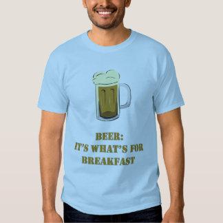 Beer Breakfast Tshirts