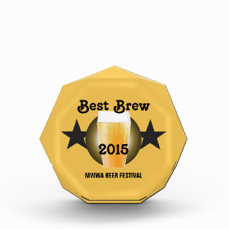 Beer Brewery Contest Award