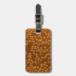Beer Bubbles Bag Tags