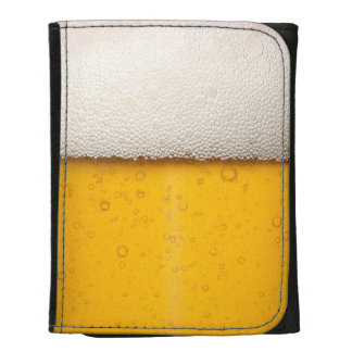 Beer Bubbles Wallets