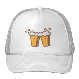 Beer Bump Trucker Hats