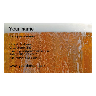 Beer busines card Double-Sided standard business cards (Pack of 100)