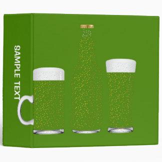 Beer Business Binder