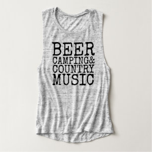 64605b3572acc Country Music Tank Tops