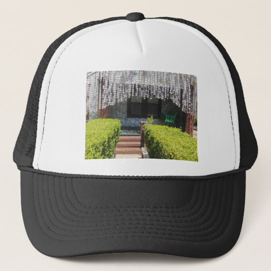Beer Can House Trucker Hat