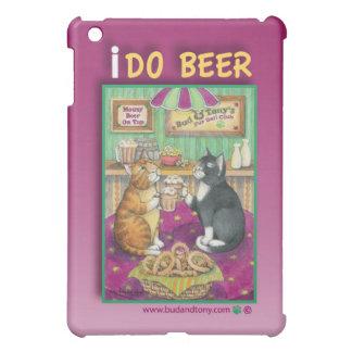 Beer Cats Bud & Tony iPad Case