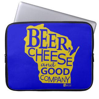 Beer Cheese & Good Company Du tonto Designs WI Funda Ordendadores