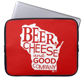 Beer Cheese & Good Company Du tonto Designs WI Fundas Ordendadores
