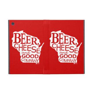 Beer Cheese & Good Company Du tonto Designs WI iPad Mini Cárcasas