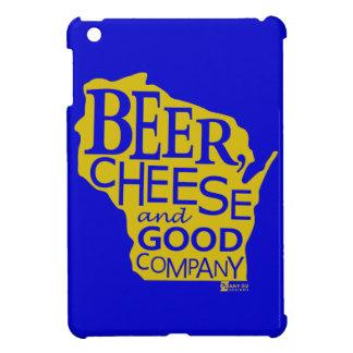Beer Cheese & Good Company Du tonto Designs WI iPad Mini Carcasa