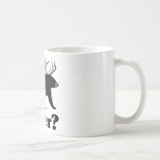 Beer? Classic White Coffee Mug